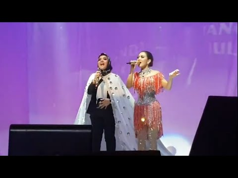 "Live Concert Syahrini 2018 Feat. Aisyahrani - ""Cinta Terbaik"""