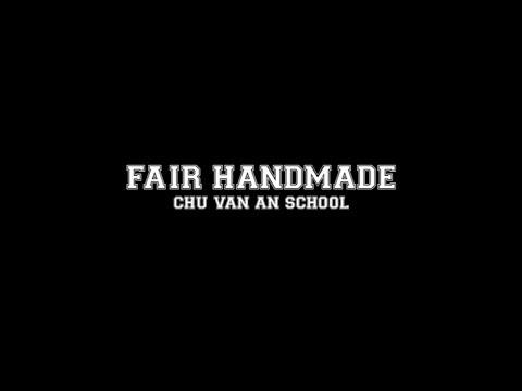 Fair Handmade Chu Van An School - Lang Son