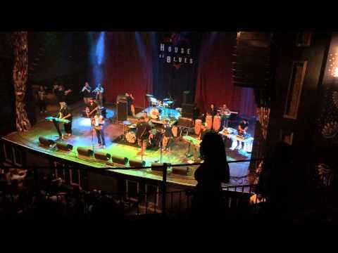 "Quimikoz Del Son- ""Llego  La Negra"" Live @ The House of Blues ( Mas Musica Festival 2014)"