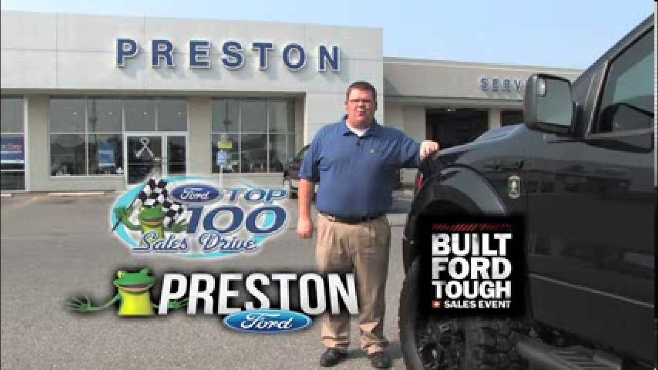 preston ford dealer of maryland and delaware gets back on the top 100. Cars Review. Best American Auto & Cars Review