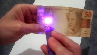 caneta Euro Pen Money Tester