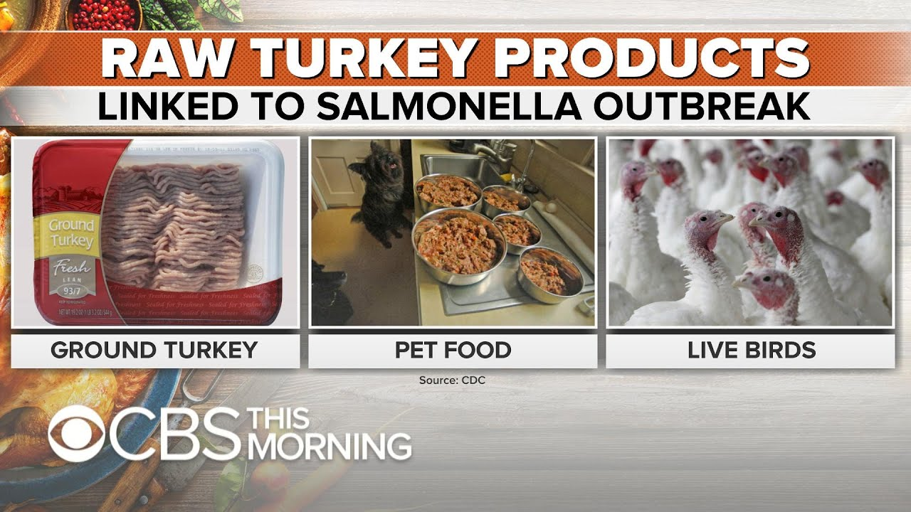 How to prepare your turkey amid salmonella outbreak