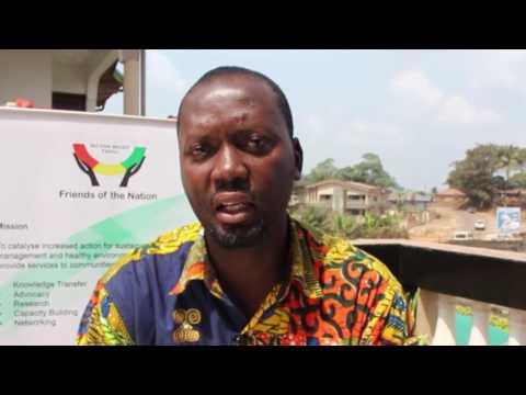 IIED ASM dialogues in Ghana: Godwin Armah