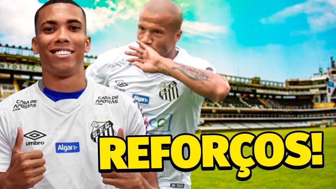 Sánchez e Madson podem reforçar o Santos contra o Juventude