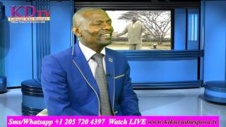 PHILIP KIMANI ABBA INTERVIEW