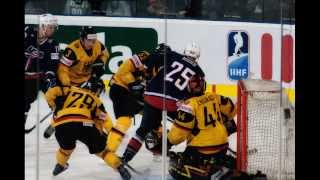 Eishockey Weltmeisterschaft 2010 - Deutschland - USA - IIHF-Er…