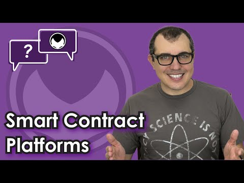 Ethereum Q&A: Smart contract platforms