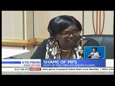 MPs grilled by national assembly\'s powers and privileges committee over bribery allegations