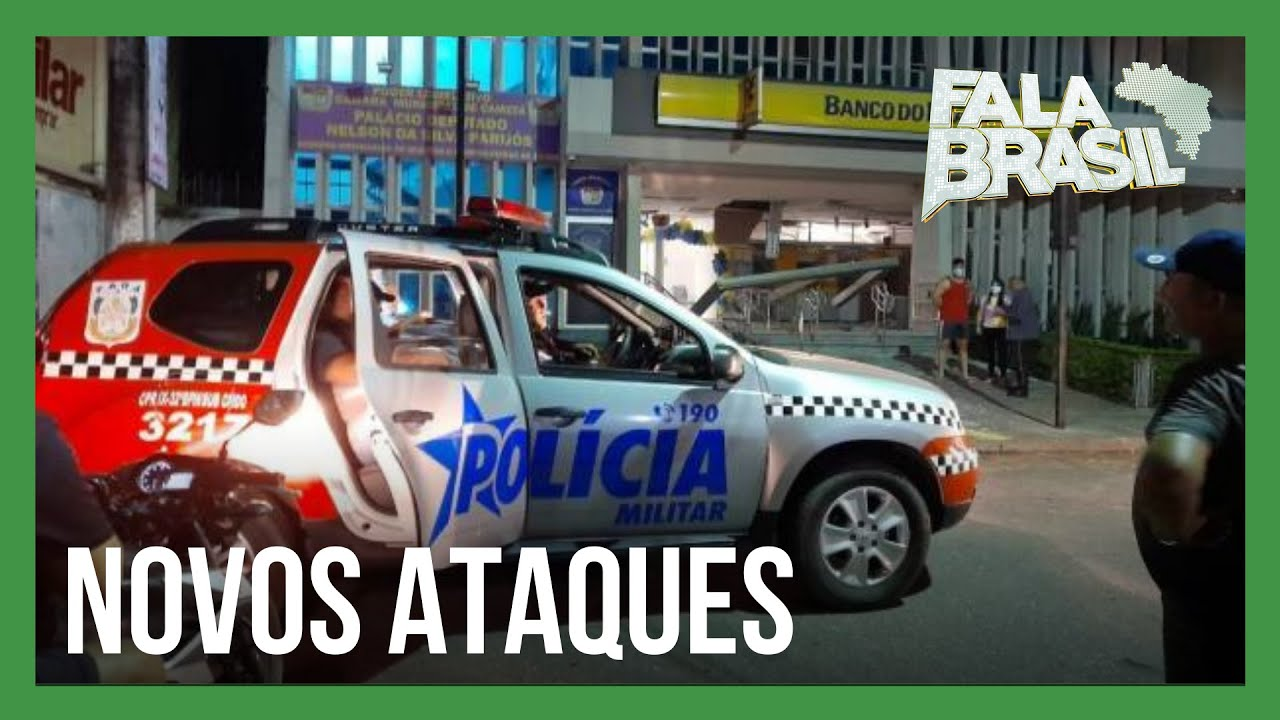 Depois de Criciúma, cidade no Pará é alvo de ataques de quadrilha de roubo a banco