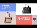 Collection By Call It Spring Featured Shoulder Bags