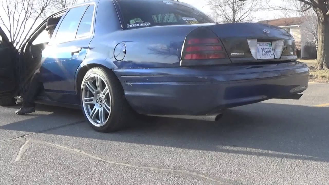 simply amazing crown vic exhaust