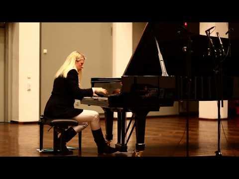 Rachmaninoff Prelude B Minor  Op 32 Valentina Lisitsa