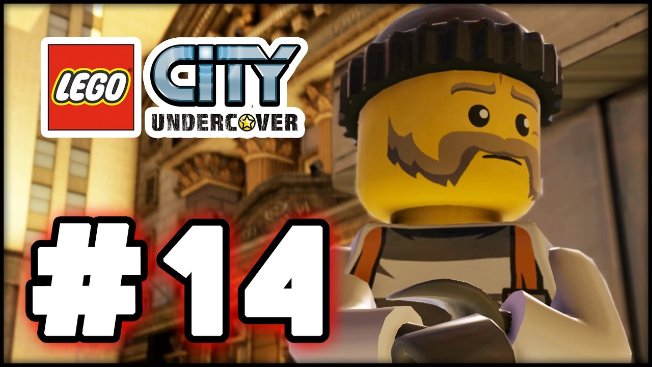 lego city undercover part 14 emerald hunt hd gameplay walkthrough - Dessin Anim Lego City