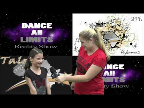 DANCE All LIMITS Reality Show Talent Africa interview 16