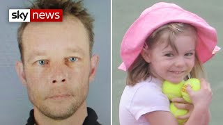 Madeleine Mccann: German Suspect Moved To Own Prison Cell Over Safety Fears