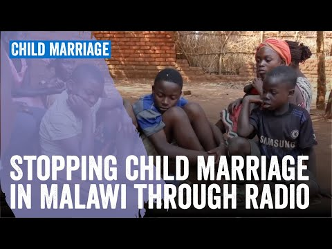 Preventing child marriage in Malawi through radio