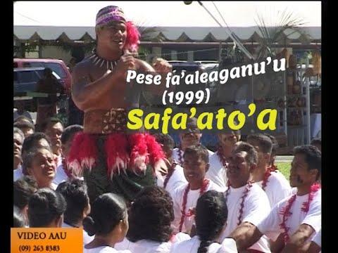 Safa'ato'a - Pese Samoa