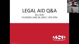 Legal Workshop #1 | COVID-19 Series