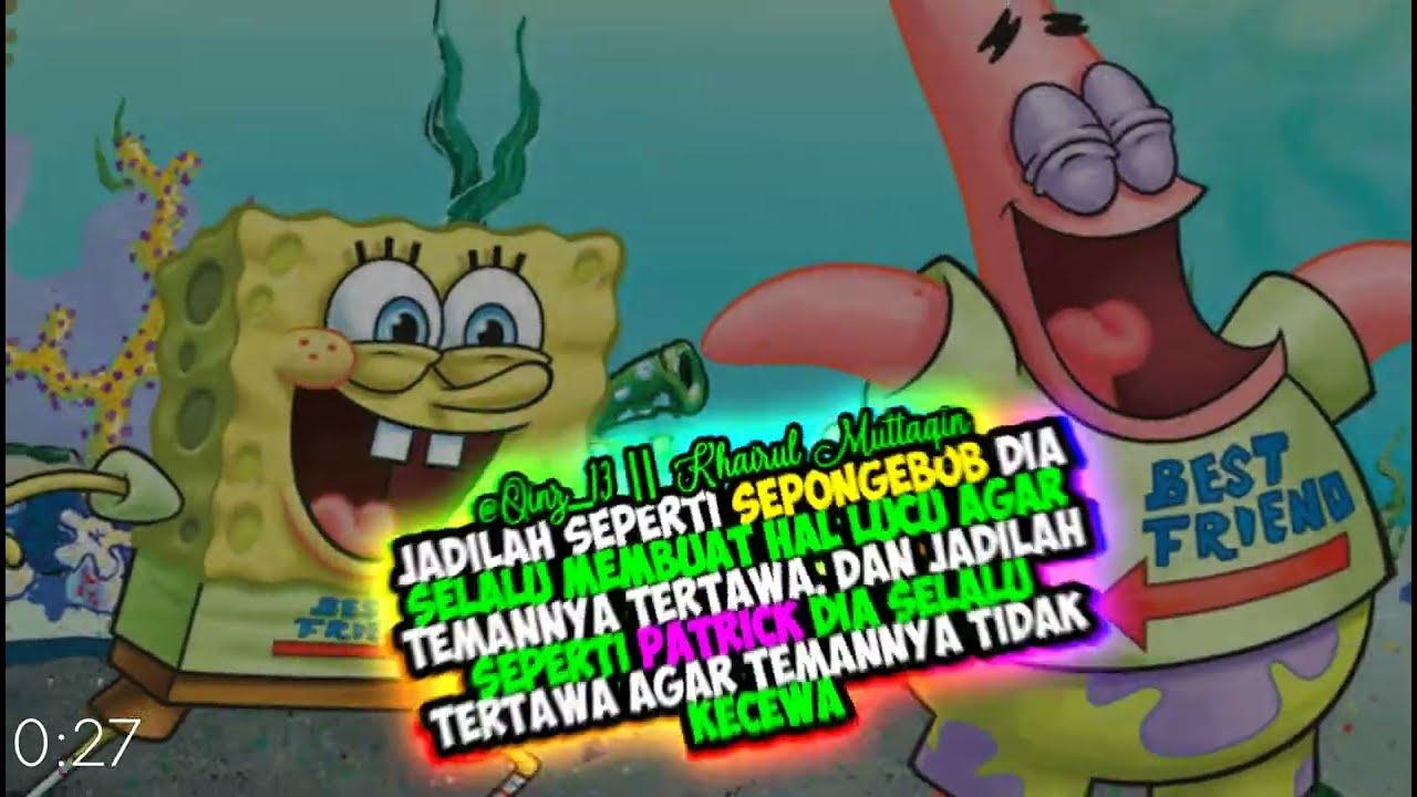 20 Gambar Patrick Dan Spongebob Keren Arjuna Gambar