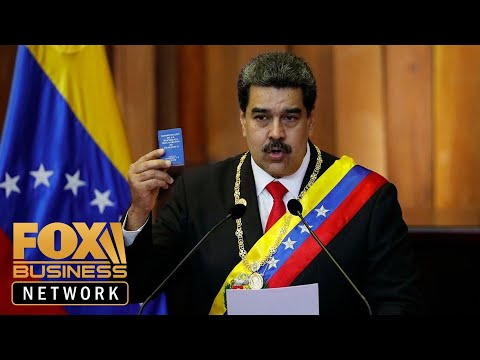 Trump warns Venezuela's Maduro to allow aid into the country