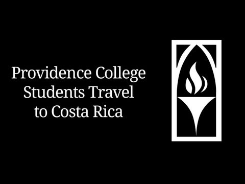 Providence College Students Travel to Costa Rica