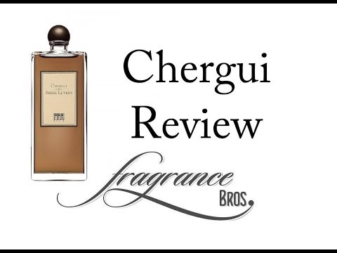 Chergui by Serge Lutens Review! Damp Tobacco