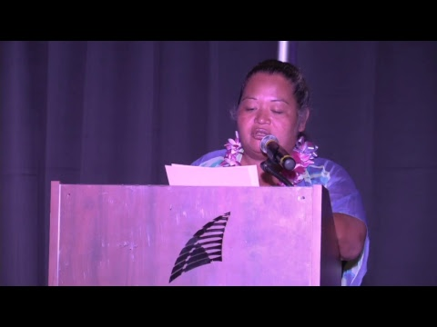 Hawaii Academy of Science State Awards Ceremony 2017