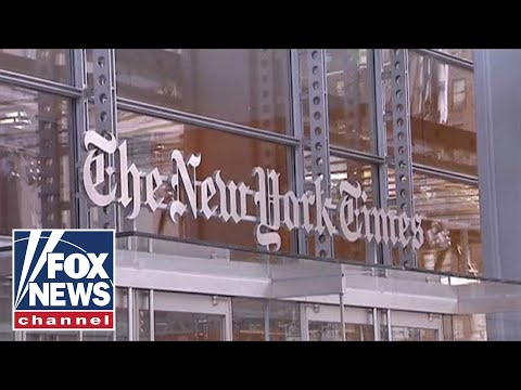 Former New York Times Editor Says Paper Is 'anti-Trump'