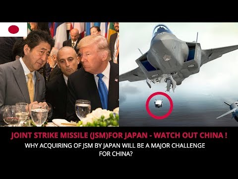 JAPAN TO ACQUIRE JSM TO TAKE ON CHINA - FULL ANALYSIS !