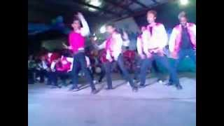 oneheart dance crew (2nd place)