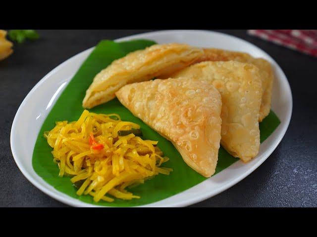 ভিন্ন স্বাদের শাহী পরোটা / গুঁড়া দুধের পরোটা | Shahi Porota/  Layered Shahi Paratha Recipe Bangla