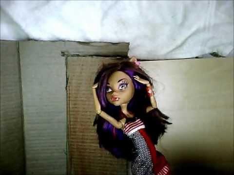 Monster High Kesha parody