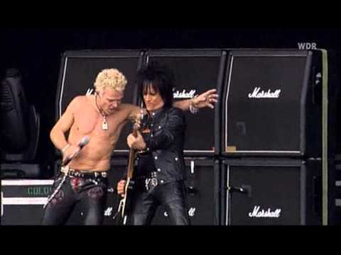 Billy Idol - Live at Rock am Ring-Rebel Yell.avi
