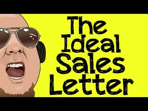 How To Write The Perfect Salesletter Everytime
