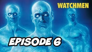 Watchmen Episode 6 HBO - TOP 10 WTF and Easter Eggs