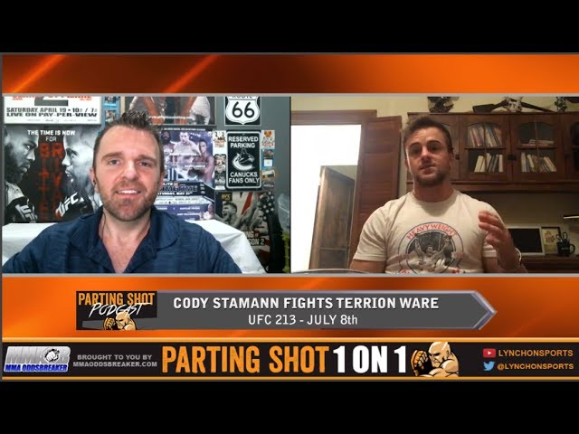 EXCLUSIVE: Cody Stamann talks UFC debut July 8th against Terrion Ware