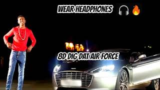 Baixar DigDat - Air Force| 8D Audio 🎧 Re-upload HQ