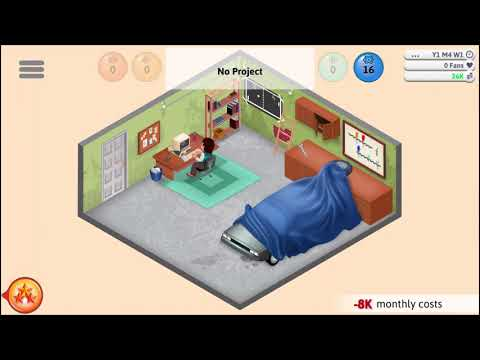 Game Dev Tycoon (iOS) Quick Play