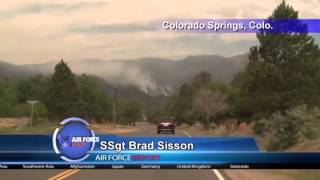 Air Force Report: Hot Shot Firefighters