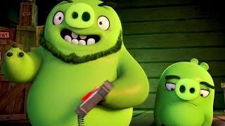 Мультфильм Angry Birds в кино (Официальный Трейлер #2 2016 HD)