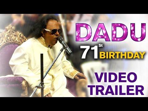 Ravindra Jain (DADU) 71st Birthday - Trailer || Ravindra Jain LIVE Program || R.J. Event Management