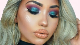 AFFORDABLE FALL MAKEUP TUTORIAL | Melly Sanchez