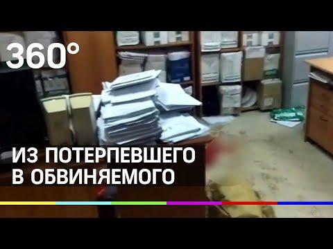 Стрельба в суде: в Новокузнецке потерпевший Артём Паркалов расстрелял пристава и свидетеля