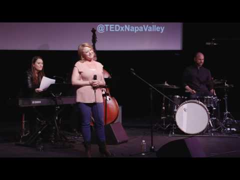 Meredith McHenry at TEDxNapaValley - Full Set (5 songs)