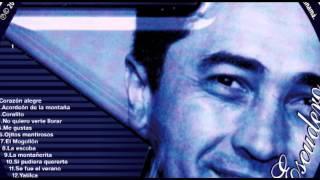 Mogollón - Alfredo Escudero - Colección 20 Éxitos - Discos Tamayo - Panamá