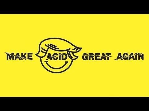DEEP DARK & ACID TECHNO MIX 2018 | MAKE ACID GREAT AGAIN