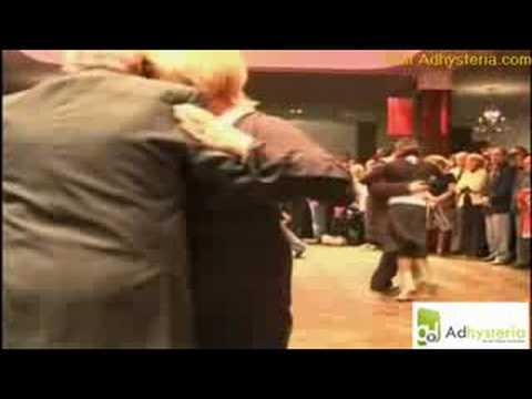 World Tango Championssip Travel Video