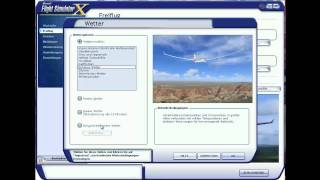 Einsteiger Tutorial: Microsoft Flight Simulator X [1/5]