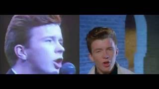 Rick Astley - Never Gonna Give You Up (LaRCS, by DcsabaS, 1987)