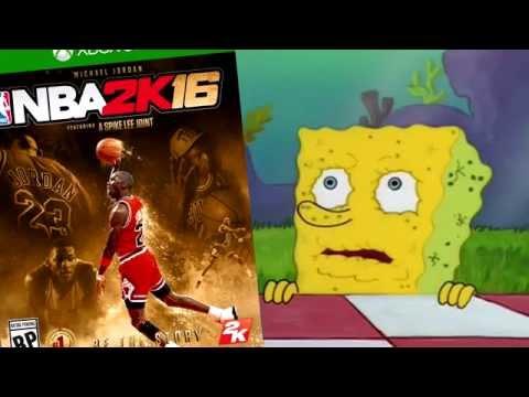 NBA 2K16... I dont need it.